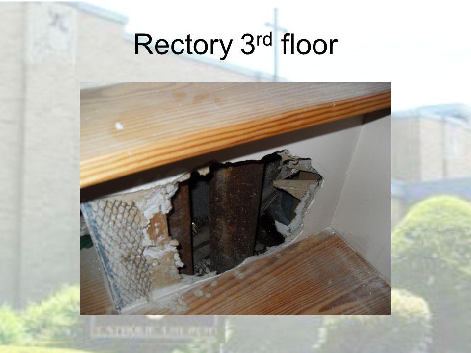 Rectory 3 rd floor