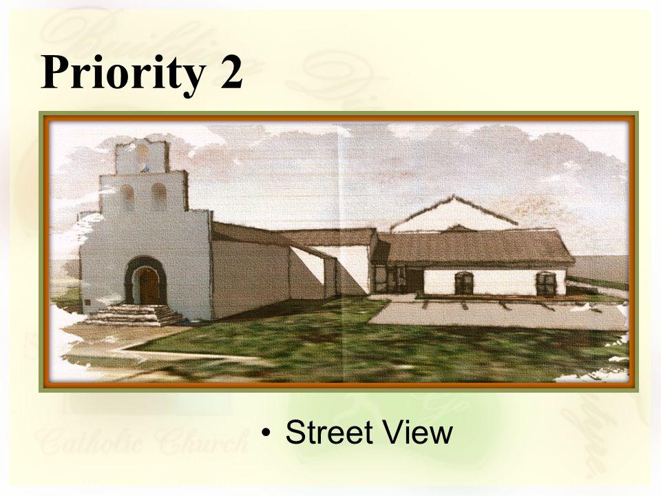 Street View Priority 2