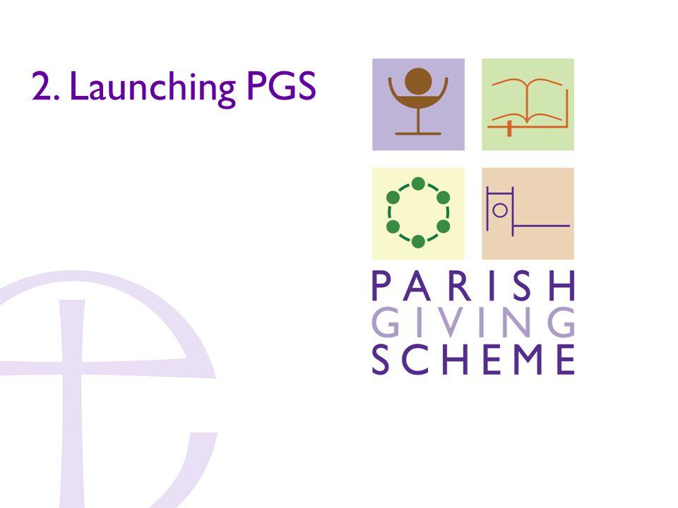 2. Launching PGS
