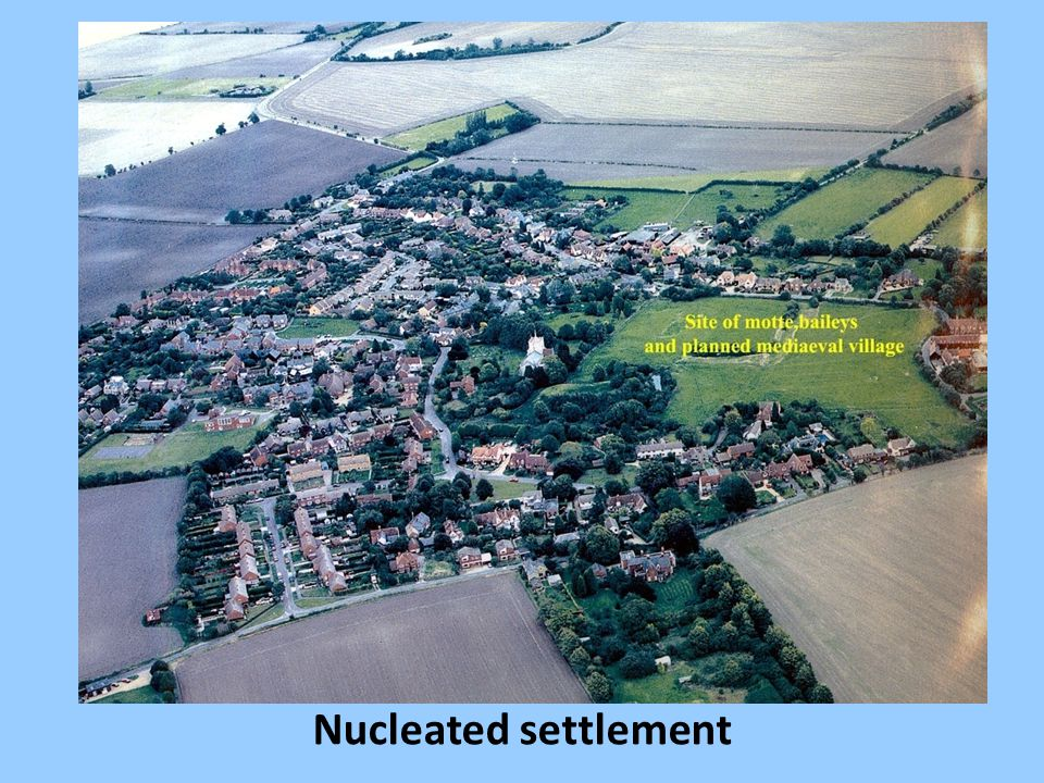 Nucleated settlement