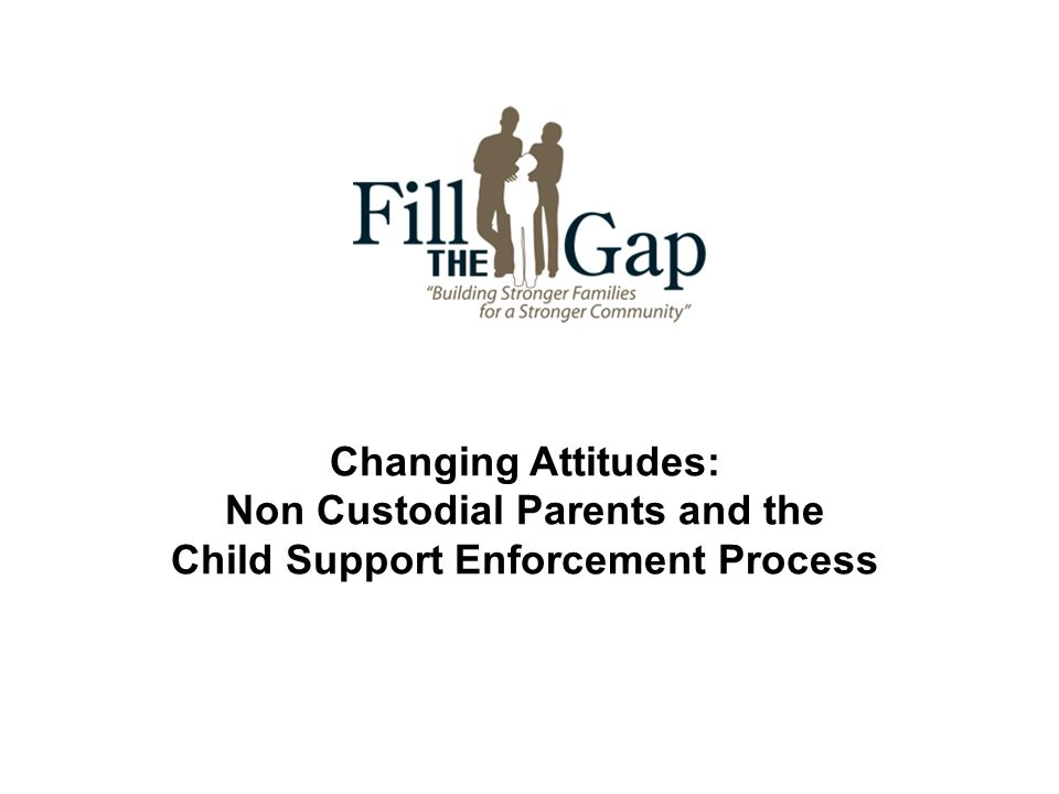 How Fill the Gap Helps Attend Court Make sure client understands what they are being told Encourage clients keep track of court dates, payment amounts/receipts, etc.