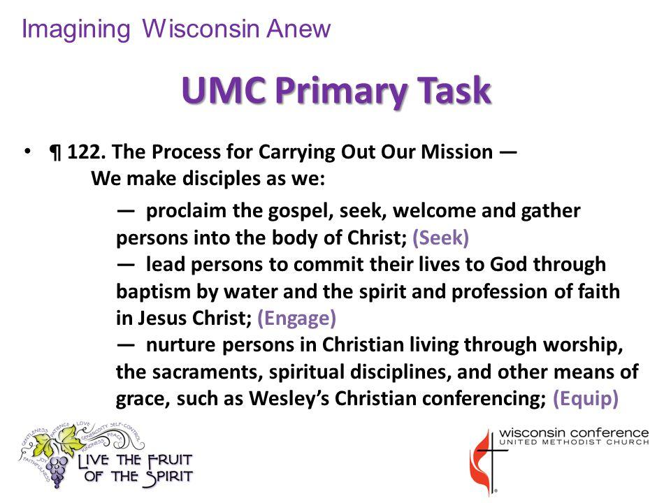 UMC Primary Task ¶ 122.