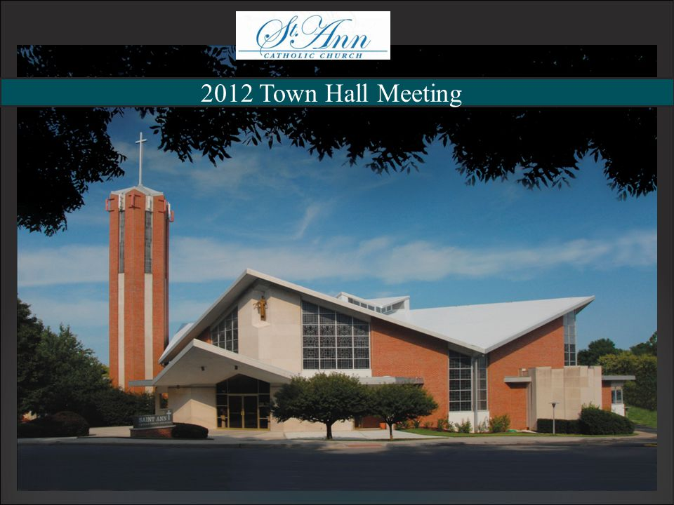 2012 Town Hall Meeting