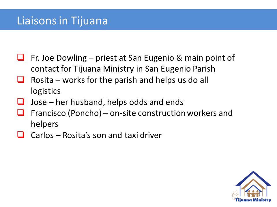 Liaisons in Tijuana  Fr.