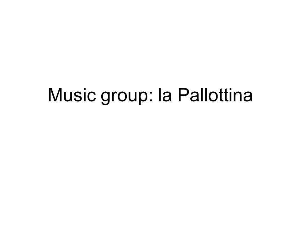 Music group: la Pallottina