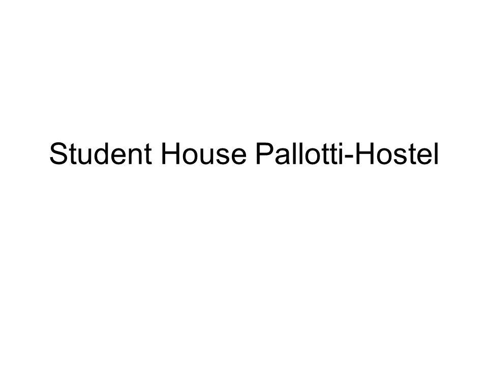 Student House Pallotti-Hostel