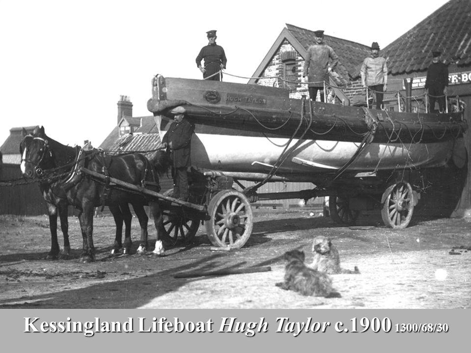 Kessingland Lifeboat Hugh Taylor c.1900 1300/68/30