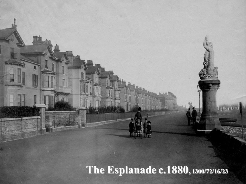 The Esplanade c.1880, 1300/72/16/23