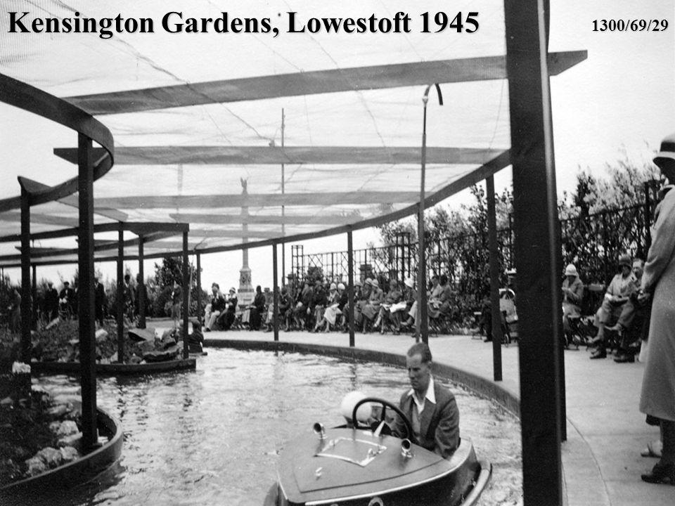Kensington Gardens, Lowestoft 1945 1300/69/29