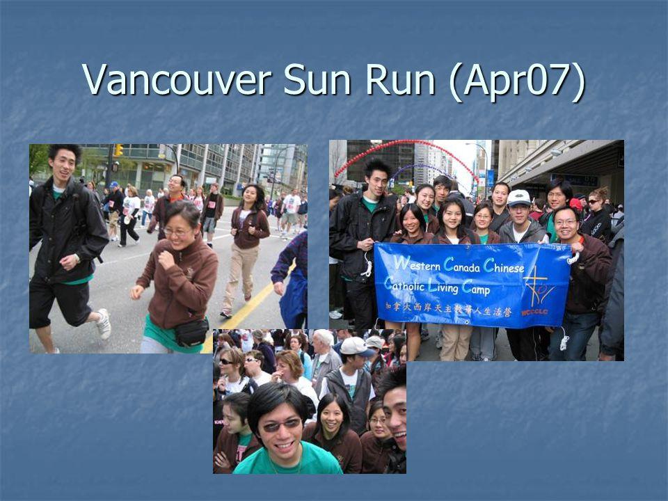 Vancouver Sun Run (Apr07)