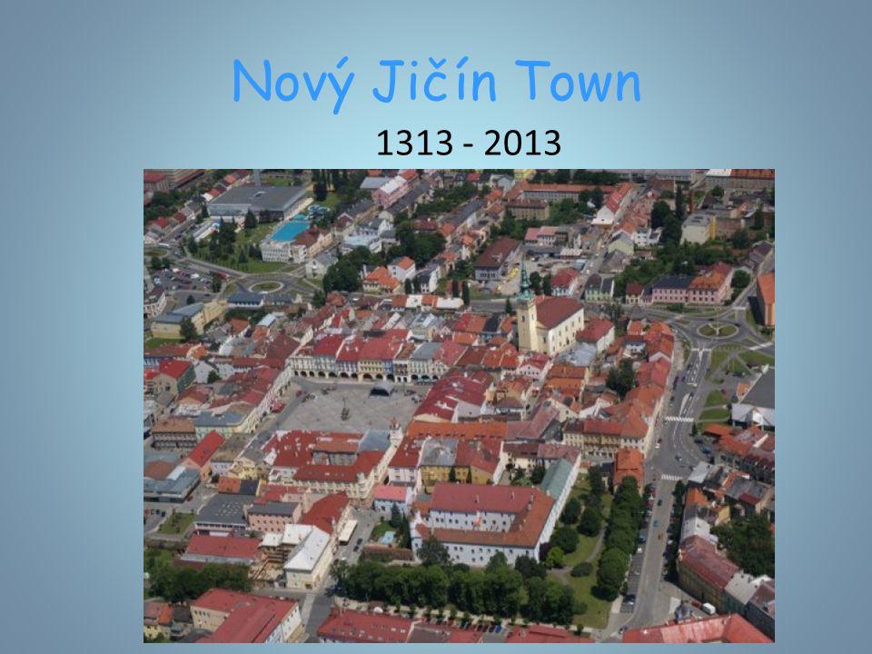 Nový Jičín Town 1313 - 2013