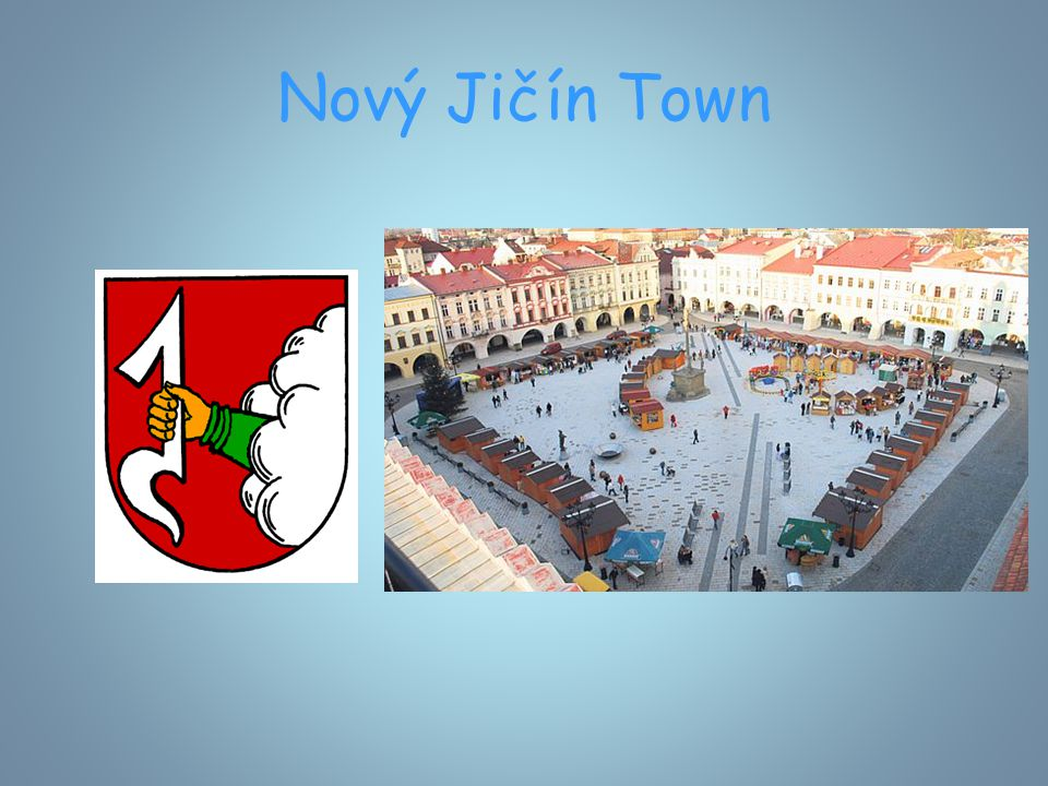 The town is located in the Moravian-Silesian region and has 24 thousand inhabitants. Masaryk Square