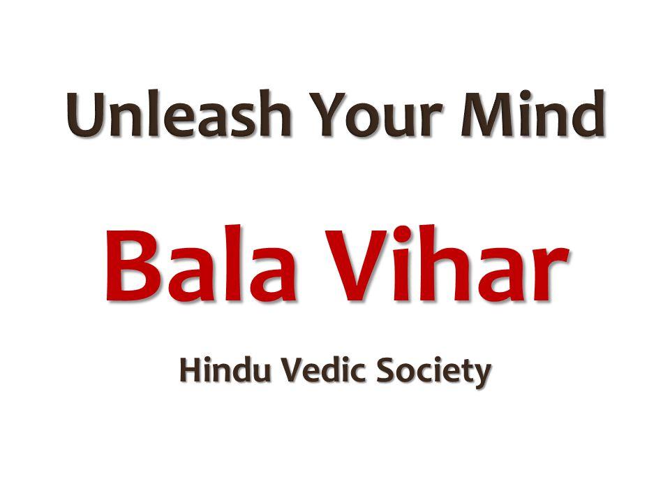 Bala Vihar Hindu Vedic Society