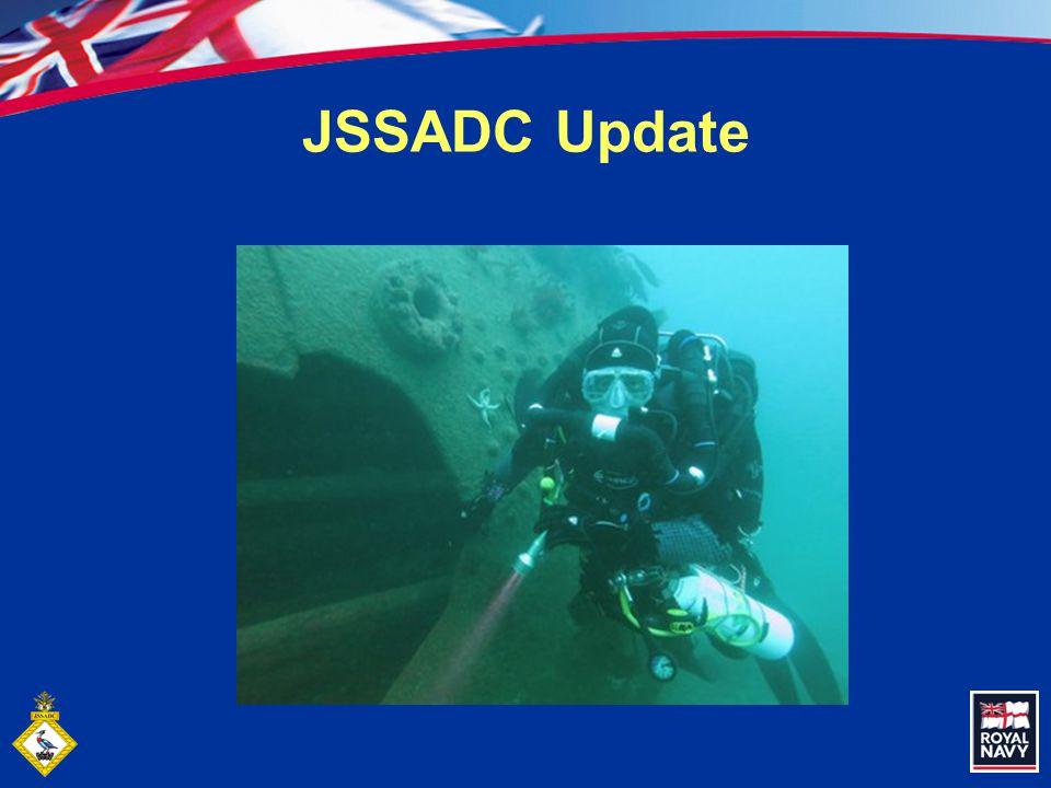 JSSADC Update