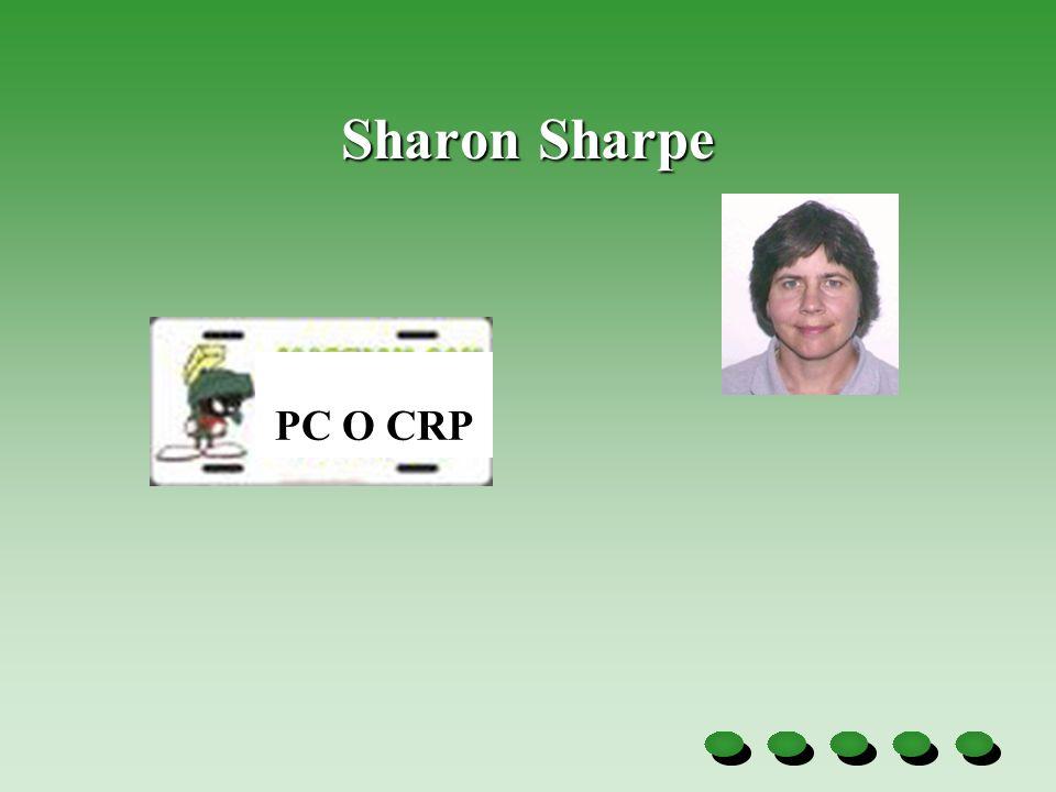 Sharon Sharpe PC O CRP