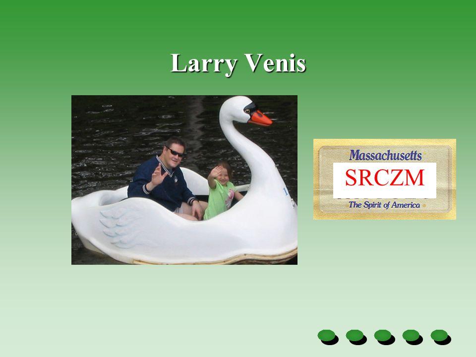 Larry Venis SRCZM