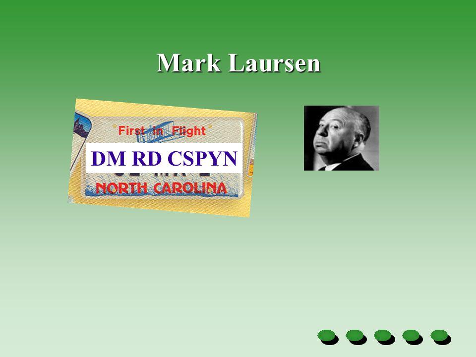 Mark Laursen DM RD CSPYN