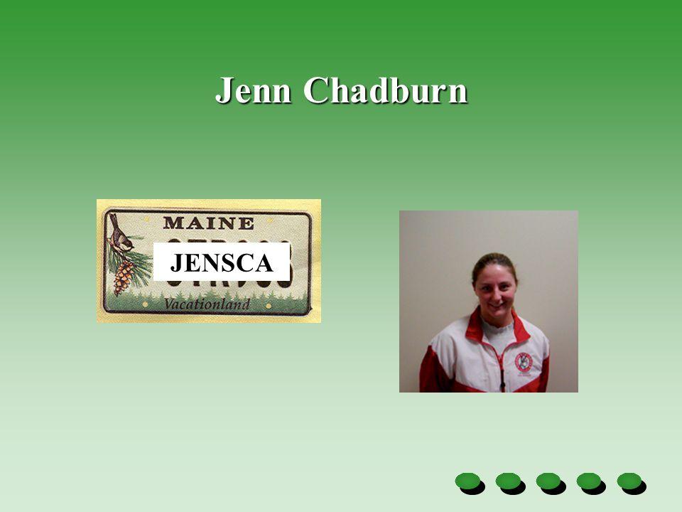 Jenn Chadburn JENSCA
