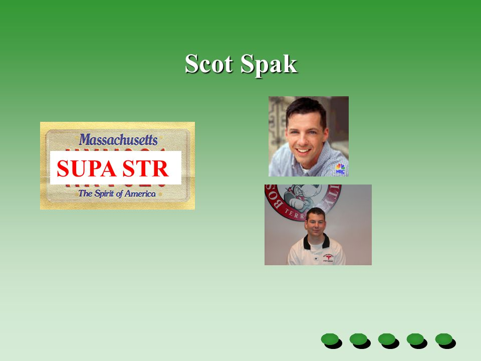 Scot Spak SUPA STR