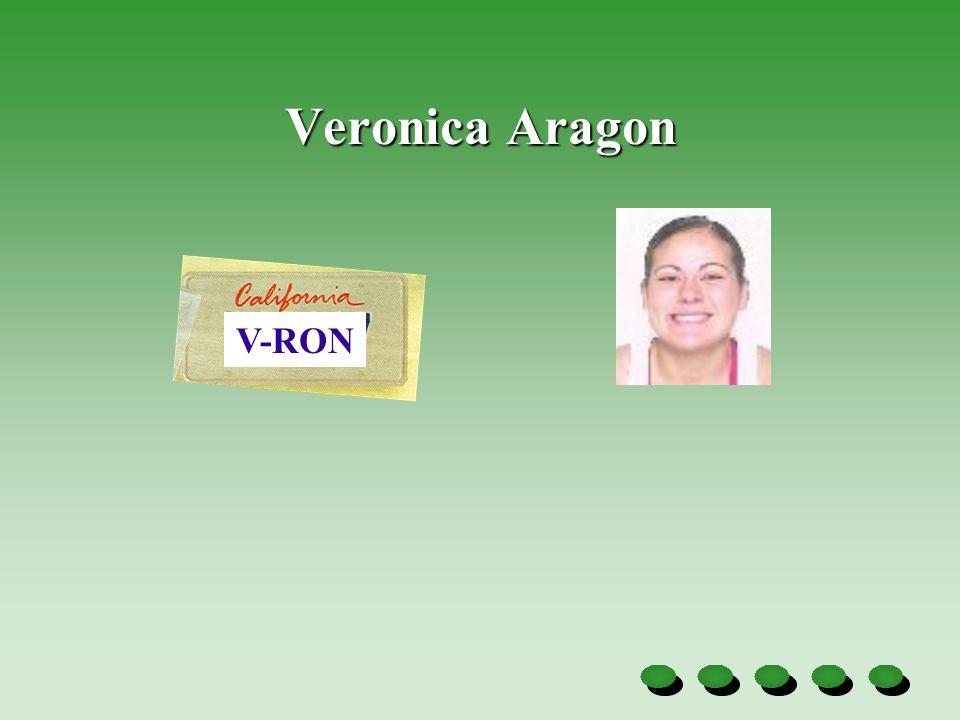 Veronica Aragon V-RON