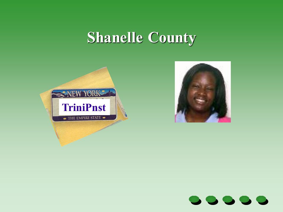 Shanelle County TriniPnst