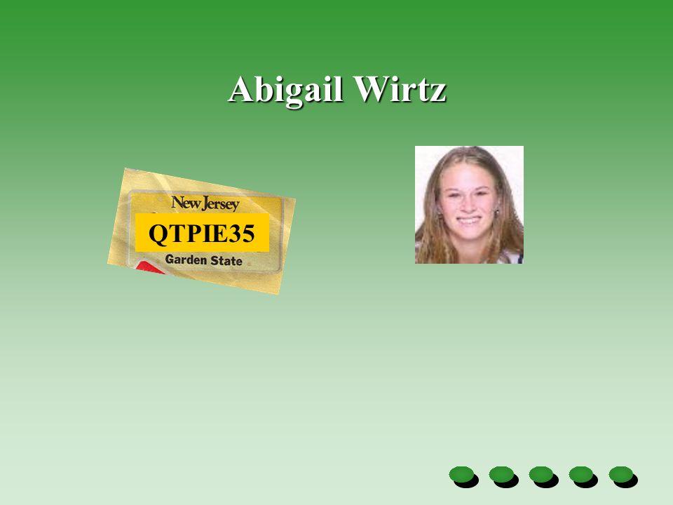 Abigail Wirtz QTPIE35