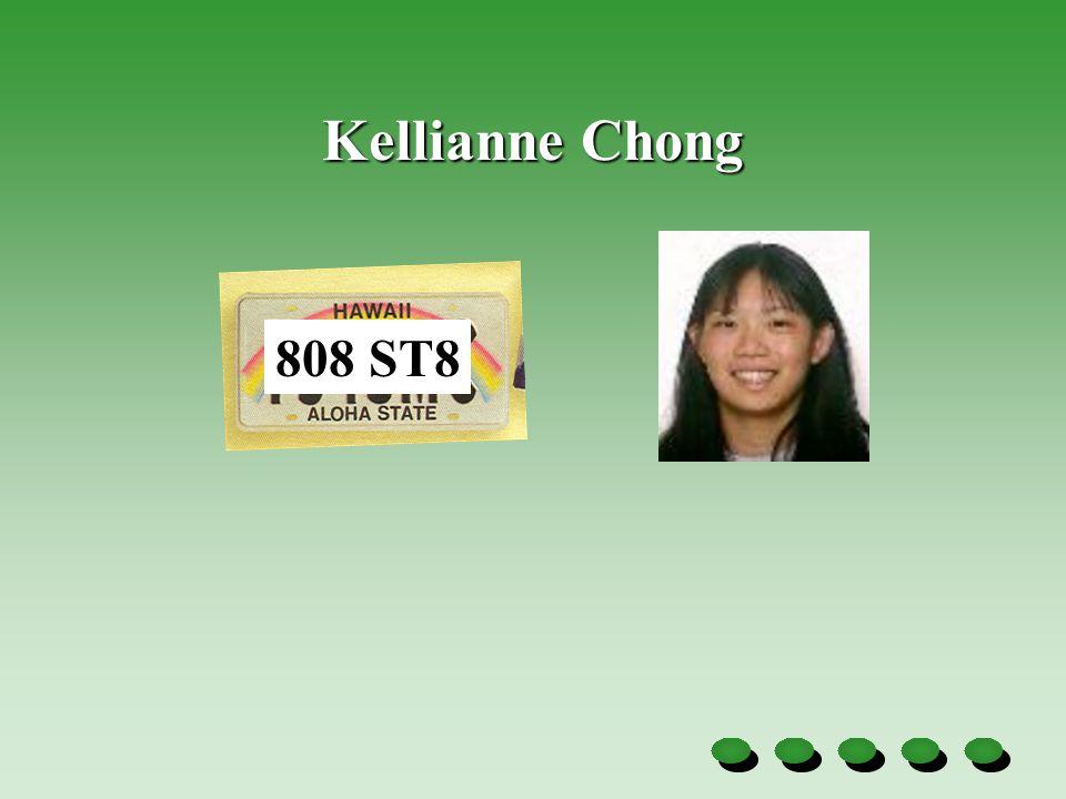 Kellianne Chong 808 ST8