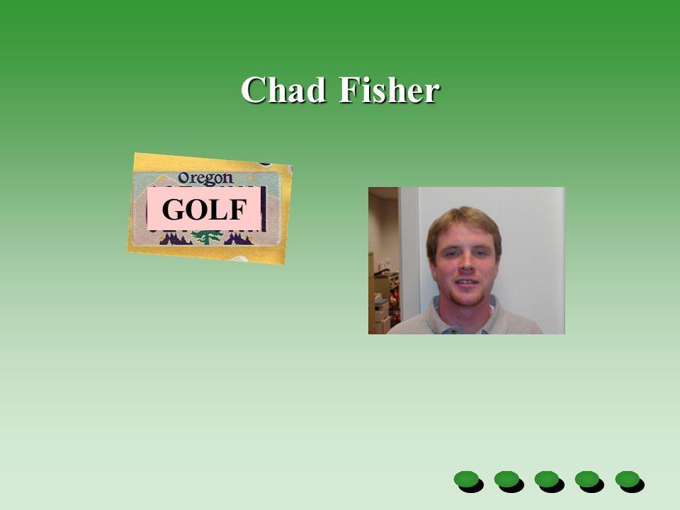 Chad Fisher GOLF
