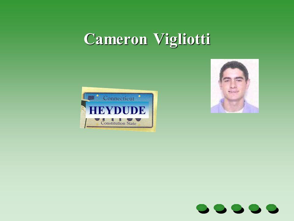 Cameron Vigliotti HEYDUDE