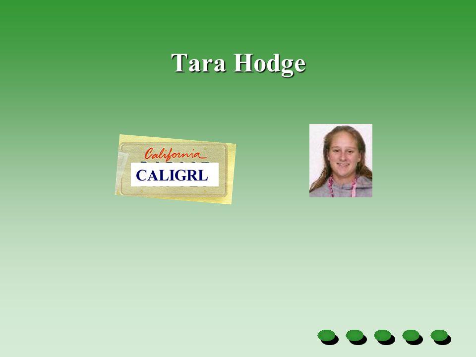 Tara Hodge CALIGRL