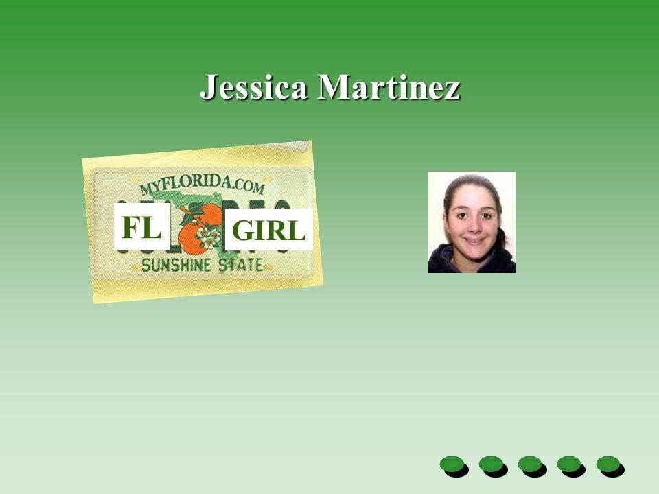 Jessica Martinez FL GIRL