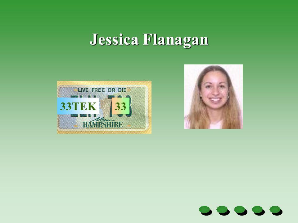 Jessica Flanagan 33TEK33