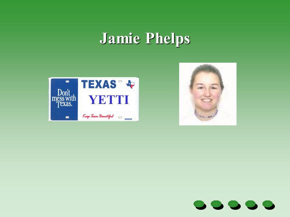 Jamie Phelps YETTI