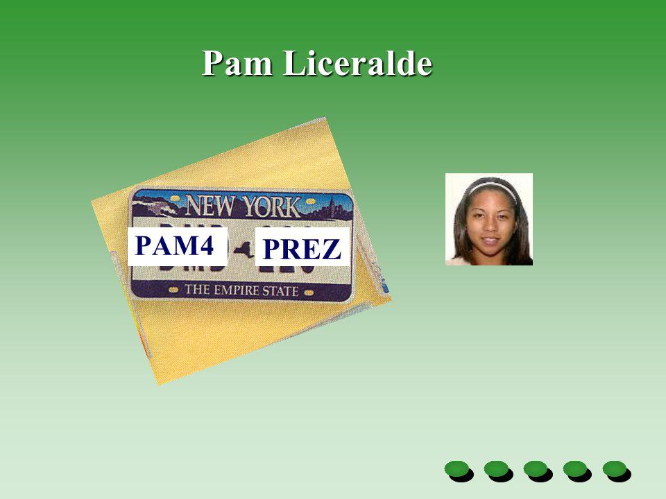 Pam Liceralde PAM4 PREZ