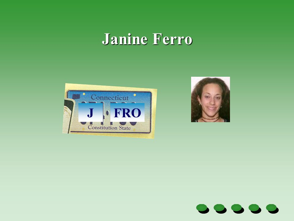 Janine Ferro JFRO