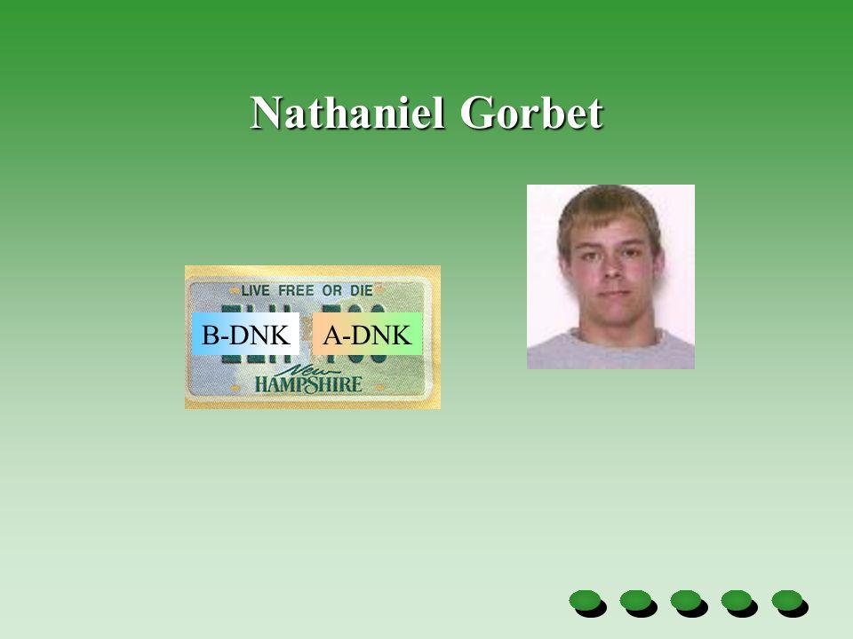 Nathaniel Gorbet B-DNKA-DNK