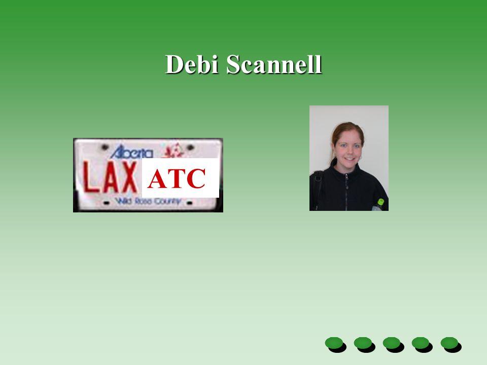 Debi Scannell ATC