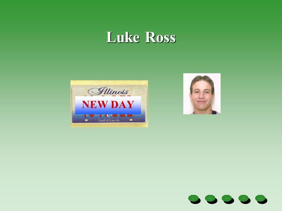 Luke Ross NEW DAY