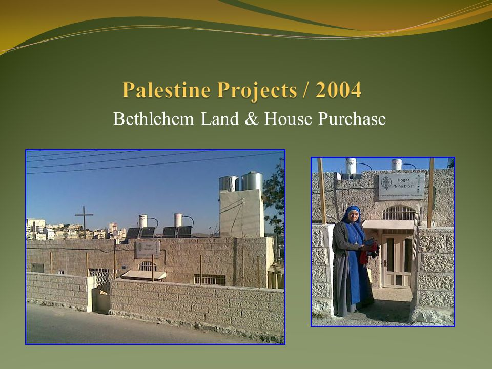 Jenin Community & School Hall Project