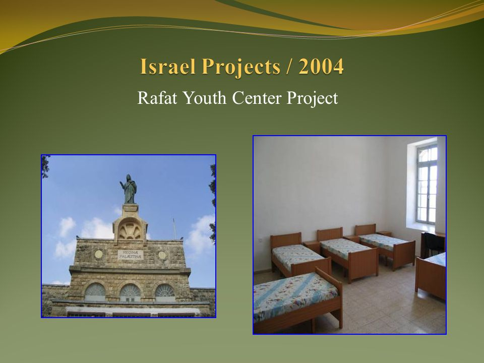 Nazareth Pastoral Center Rehabilitation