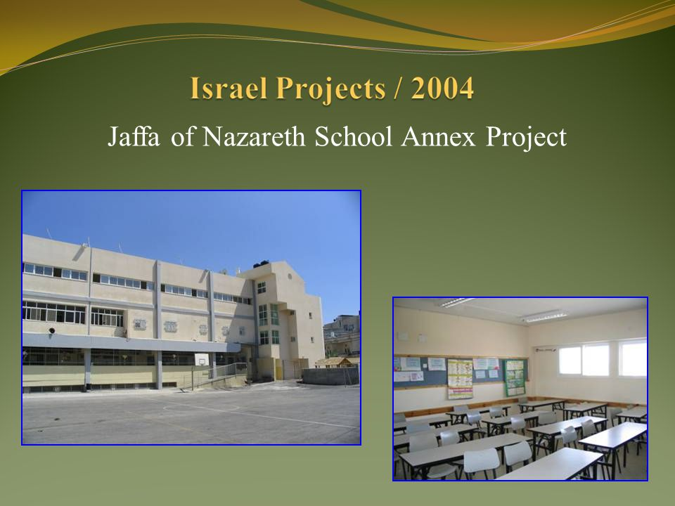Rameh School Project