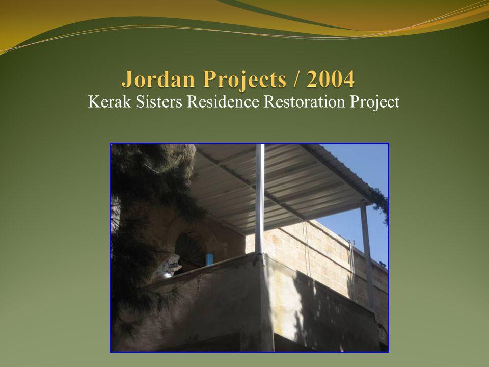 Kerak Sisters Residence Restoration Project