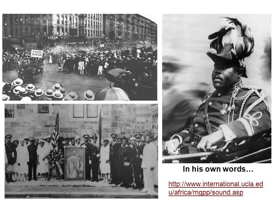 http://www.international.ucla.ed u/africa/mgpp/sound.asp In his own words…