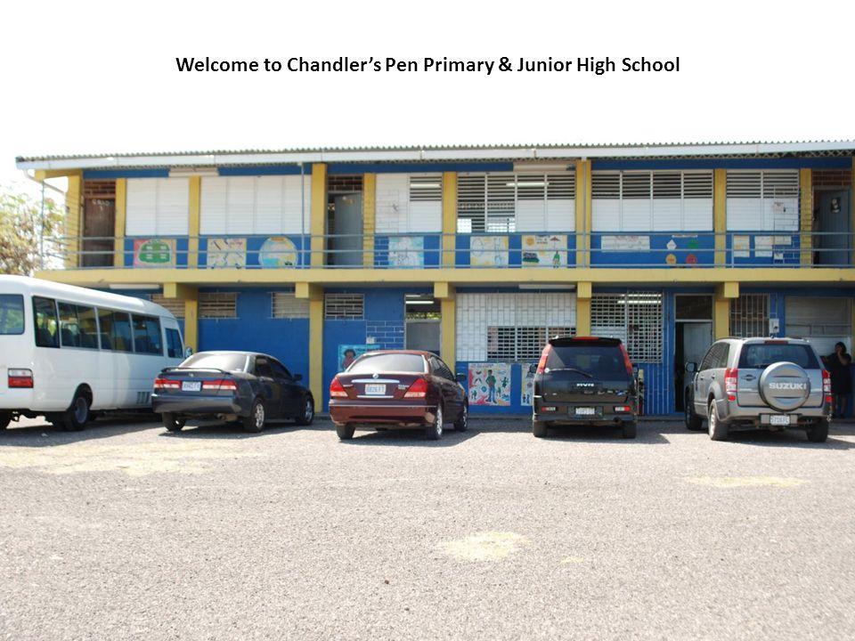 Welcome to Chandler's Pen Primary & Junior High School