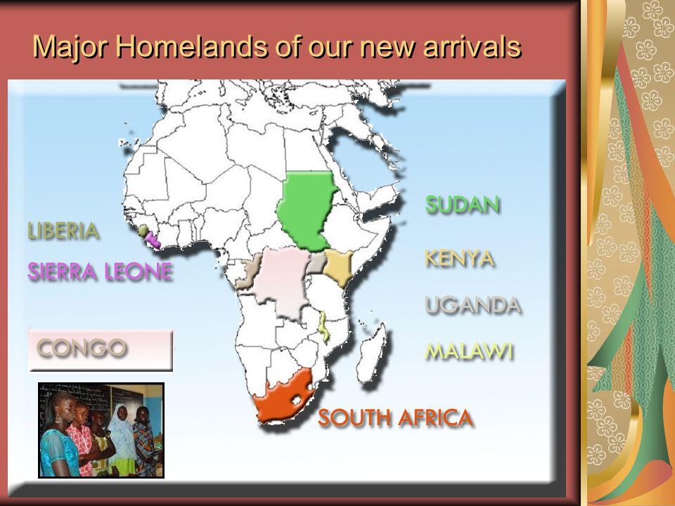 Place the following on the map EgyptSierra Leone SudanSwazi LiberiaBotswana Chad Congo EthiopiaSouth Africa Malawi Uganda Somalia Algeria KenyaGuinea