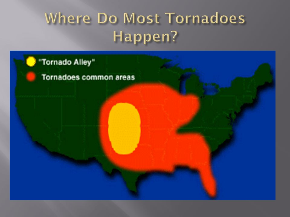 BEFORE A TORNADO: Have a disaster plan.