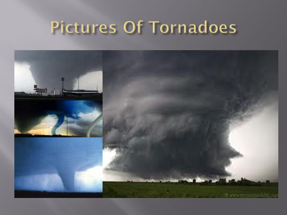  Each year, about a thousand tornadoes touch down in the United States, far more than any other country.
