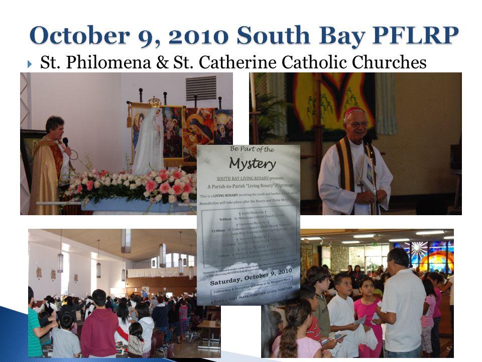  St. Philomena & St. Catherine Catholic Churches