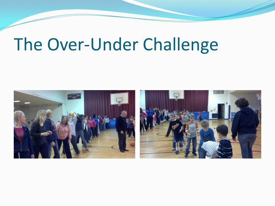 The Over-Under Challenge