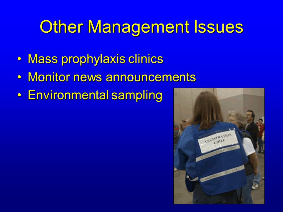 Environmental Assessment Goals of AssessmentGoals of Assessment –Infected animals –Infectious fleas –Contaminated surfaces, soils, water supplies Plague bacteria survive poorly externallyPlague bacteria survive poorly externally Short-term risk for humansShort-term risk for humans